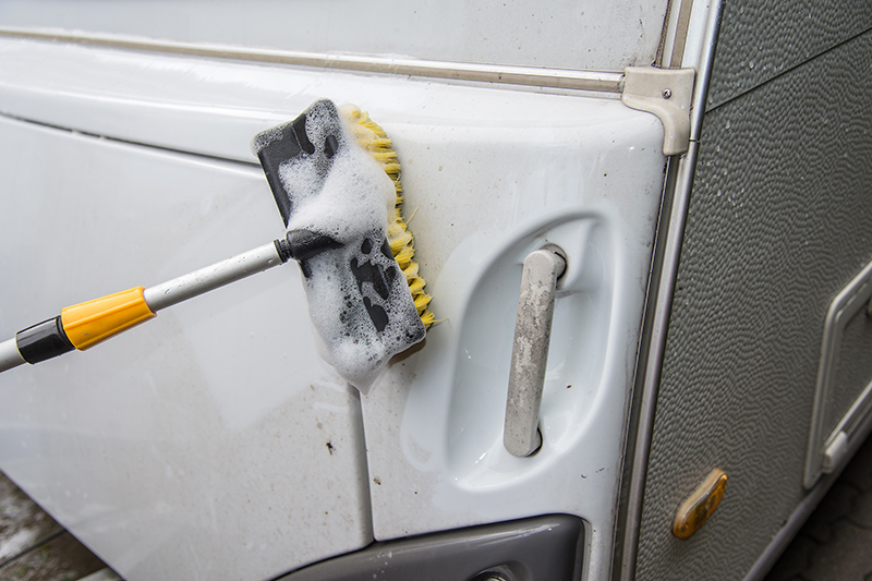 Caravan Cleaning Services in Brighton East Sussex