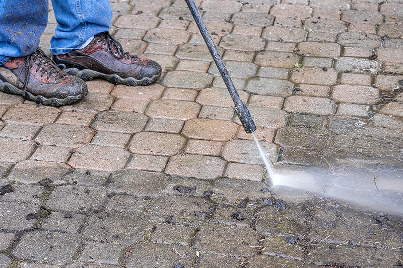 Patio Cleaning Services in Brighton East Sussex
